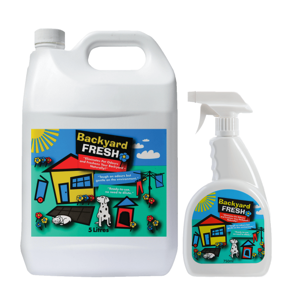 backyardfresh super pack 5L and 750ml