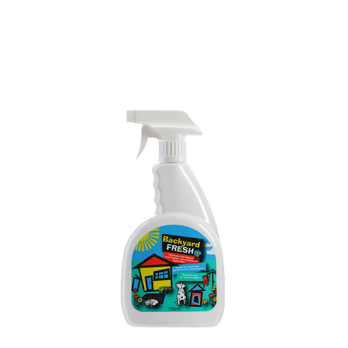 backyardfresh 750ml