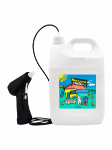 BackyardFRESH 5 Litre With Battery Sprayer