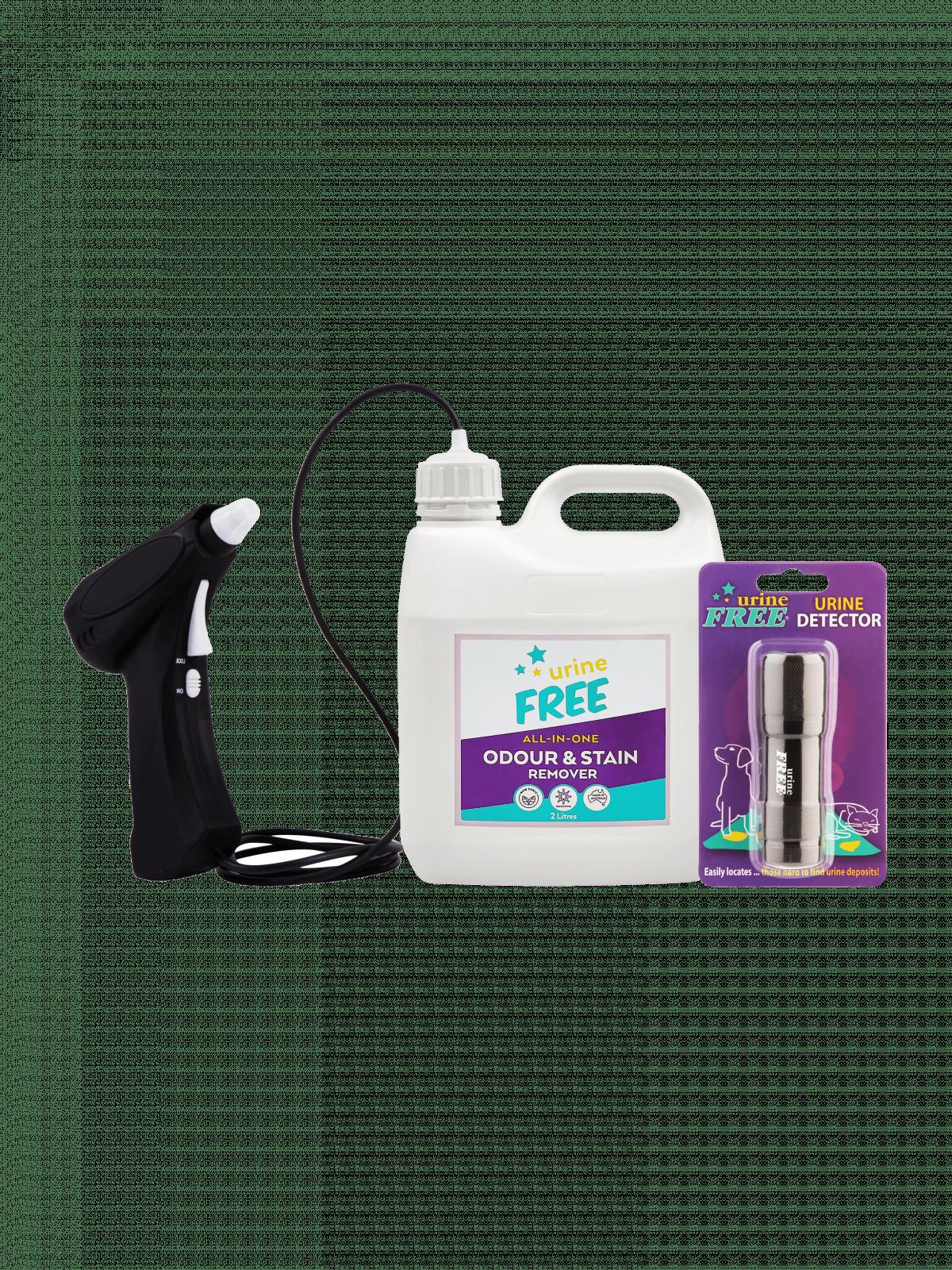 UrineFREE 2 Litre With Urine Detector _ Battery Sprayer
