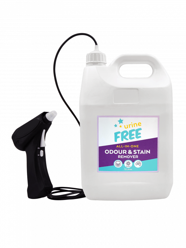 UrineFREE 5 Litre With Battery Sprayer