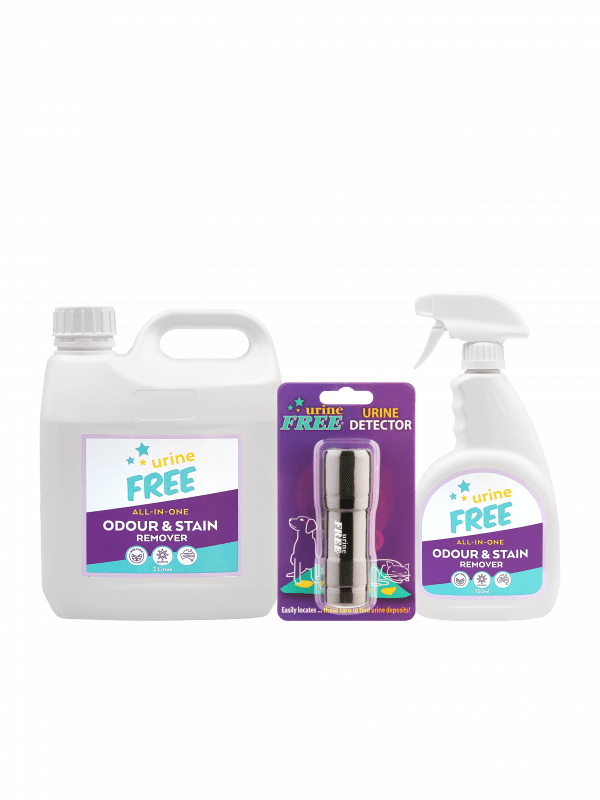 UrineFREE Carpet Cleaning Pack