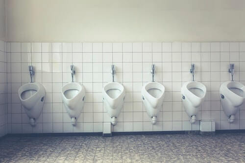 Urinals urine smell stain remover